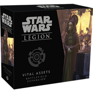 FANTASY FLIGHT FFG SWL65 VITAL ASSETS BATTLEFIELD EXPANSION