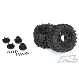 Proline Racing PRO 1011010 Interco TSL SX Super Swamper 2.8 MTD Raid 6x30 F/R
