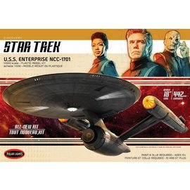 POLAR LIGHTS POL 973 1/1000 Star Trek Discovery U.S.S. Enterprise