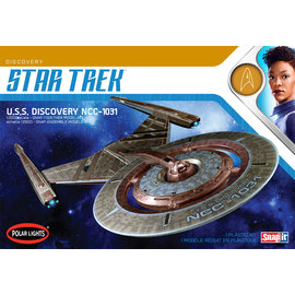 POLAR LIGHTS POL 961M 1/2500 Star Trek Discovery 2T MODEL KIT