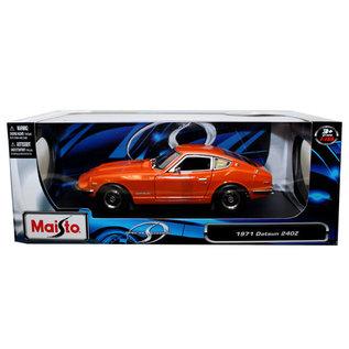MAISTO MAI 31170ORANGE 1971 DATSUN 240Z 1/18 ORANGE