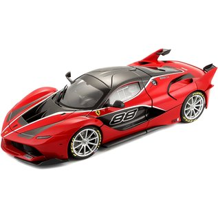 BURAGO BUR 16907 FERRARI FXX K RED SIGNATURE SERIES