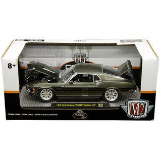 M2 M2 40300-78B 1970 Ford Mustang (FOOSE) GAMBLER 514 DIECAST 1/24
