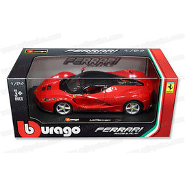 BURAGO BUR 26001 LAFERRARI 1/24 DIECAST