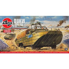 AIRFIX AIR 02316V DUKW 1/76 MODEL KIT