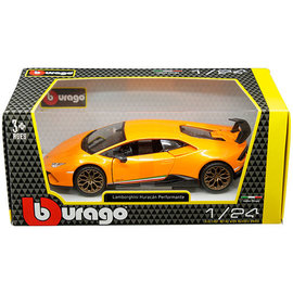 BURAGO BUR 21092 LAMBORGHINI HURACAN PERFORMANTE ORANGE