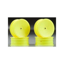 JCO 3347Y JConcepts 3347Y Front Mono 12mm Hex Wheel Yellow: B4.1 RB5
