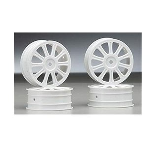 JCO 3307 Rulux 1/10 B44 Fr Wheel White (4)