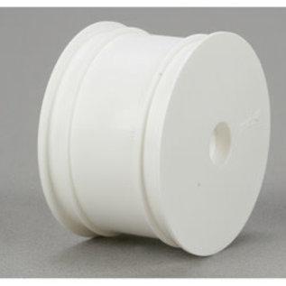 TLR TLR 7100 REAR WHEEL WHITE 22 (PAIR)