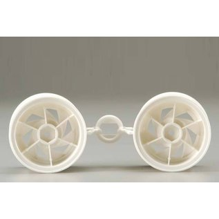 TAMIYA TAM 0440024  RC WHEELS PAIR TWIN DETONATOR 58309