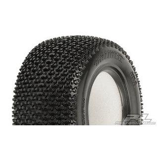 "Proline Racing PRO 820902 Caliber T 2.2"" M3 (Soft) Off-Road Truck Rear Tires for 2.2"" Rear Truck Wheels"