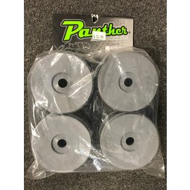 PAH W105Z DISH WHEELS 1/8 BUGGY GREY