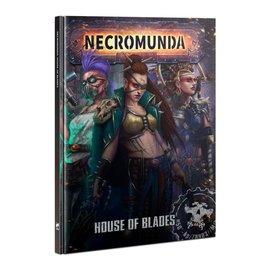 GAMES WORKSHOP WAR 60040599024 NECROMUNDA HOUSE OF BLADES