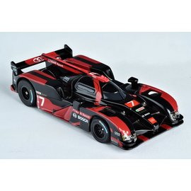 AFX AFX 22007 Audi R18 #7 Black slot car