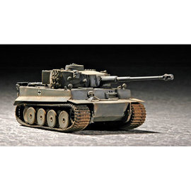 TRUMPETER TRU 07242 1/72 German Tiger I Tank Early Ver 1/72 MODEL KIT