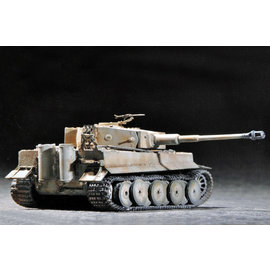 TRUMPETER TRU 07243 1/72 German Tiger I Tank Mid-Production 1/72 MODEL KIT