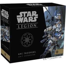 FANTASY FLIGHT FFG SWL70 ARC TROOPERS UNIT EXPANSION