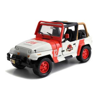 JADA TOYS JAD 97806 JP STAFF Jeep Wrangler 1/24 DIECAST