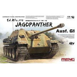 MENG MEN TS-039 JAGDPANTHER ausf. G1 1/35 MODEL KIT