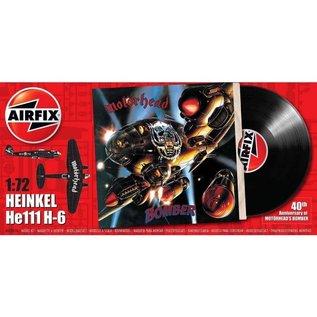 AIRFIX AIR A07007B HEINKEL HE111 H-6 (MOTORHEAD BOMBER) 1/72 MODEL KIT