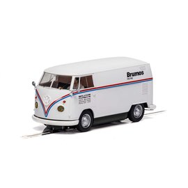 SCALEXTRIC SCA C4086 VW PANEL VAN T1B BRUMOS RACING