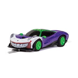SCALEXTRIC SCA C4142T JOKER INSPIRED CAR
