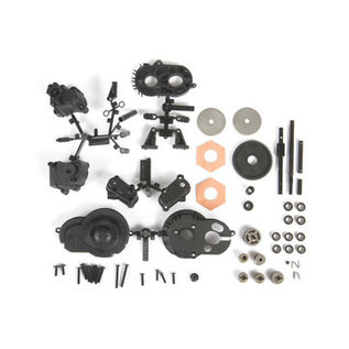 AXIAL RACING AXI 31439 SCX10 TRANSMISSION SET (complete)