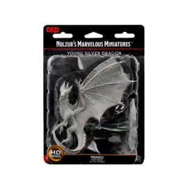 WIZKIDS WK 90036 YOUNG SILVER DRAGON WAVE 11