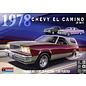 MON 854491 1/24 1978 Chevy El Camino 3'N1 MODEL KIT