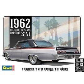 REVELL USA RMX 854466 1/25 62 Chevy Impala Hardtop MODEL KIT