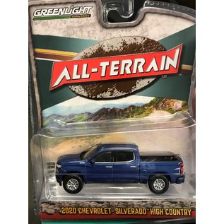 GREENLIGHT COLLECTABLES GLC 35170-F 2020 Chevrolet Silverado HIGH COUNTRY