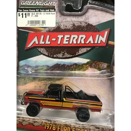 GREENLIGHT COLLECTABLES GLC 35170-C 1978 Ford F-250 1/64