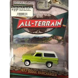 GREENLIGHT COLLECTABLES GLC 35170-B 1977 DODGE RAMCHARGER 1/64