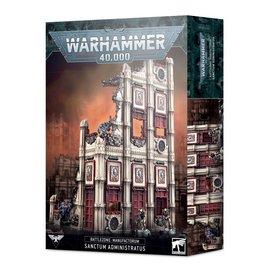 GAMES WORKSHOP WAR 99120199076 BATTLEZONE MANUFACTORUM SANCTUM ADMINISTRATUS