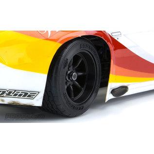 Proline Racing PRO 1013918 PREMOUNT REAR VTA BLK
