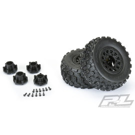 Proline Racing PRO 1015610 Badlands MX SC M2 MTD Raid Slash 2wd/4WD F/R