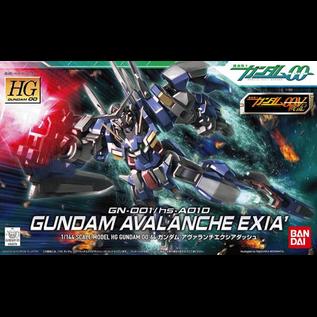 BANDAI BAN 5059024 GUNDAM AVALANCHE EXIA GN-001