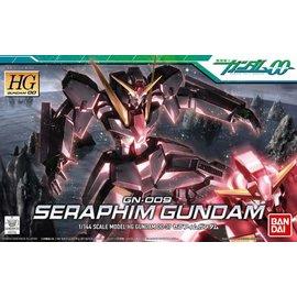 BANDAI BAN 5059235 GN-009 HG Seraphim Gundam 1/144 Plastic Model Kit