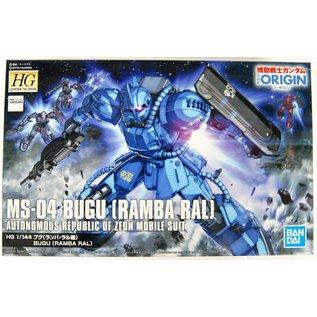 BANDAI BAN 5057735 HG 1/144 Ms-04 Bugu  Ramba Ral