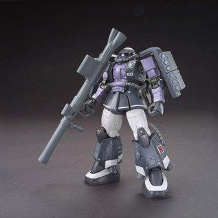 BANDAI BAN 5057732 HG 1/144 MS-06R-1A Zaku Gaia/Mash Custom