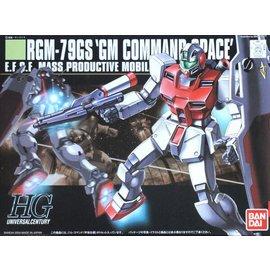 BANDAI BAN 5055729 HGUC GM Command Space 1/144 Model Kit