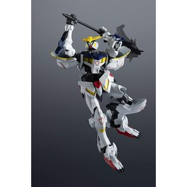 BANDAI BAN 0055493 ASW-G-08 GUNDAM BARBATOS GU-04 PREFINISHED COLLECTIBLE