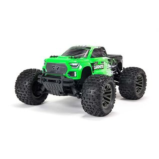 ARRMA ARA 4302V3T1 GRANITE 4X4 3S BLX Brushless 1/10th 4wd MT Green