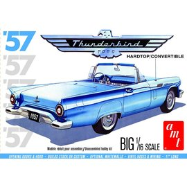 AMT AMT 1206 1/16 1957 Ford Thunderbird MODEL KIT