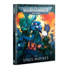 GAMES WORKSHOP WAR 60030101049 CODEX SPACE MARINE 9TH