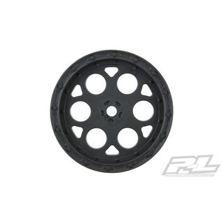 "Proline Racing PRO 278203 Showtime 2.2"" Sprint Car 12mm Front Wheels"