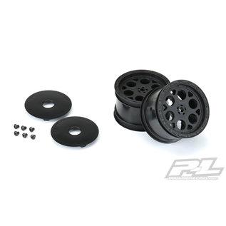 "Proline Racing PRO 278303 Showtime 2.2"" Sprint Car 12mm Rear Wheels"