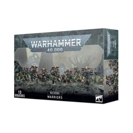 GAMES WORKSHOP WAR 99120110052 NECRONS WARRIORS