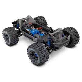 TRAXXAS TRA 89076-4-GRN Maxx : 1/10 Scale 4WD Brushless Electric Monster Truck with TQi Traxxas Link  Enabled 2.4GHz Radio System & Traxxas Stability Management (TSM) GREEN