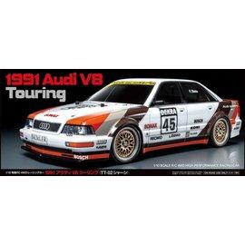 TAMIYA TAM 58682 AUDI 1991 V8 TOURING TT02 KIT